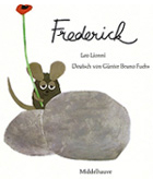 Cover of the book 'Frederick' by Leo Lionni