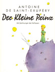 Cover of the book 'The little prince' by Antoine de Saint-Exupéry